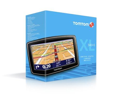 "XL340S TomTom Automobile Navigator 4.3"" Active Matrix TFT Color LCD"