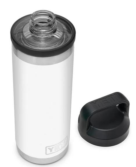Yeti 18oz. Rambler Bottle with Chug Cap