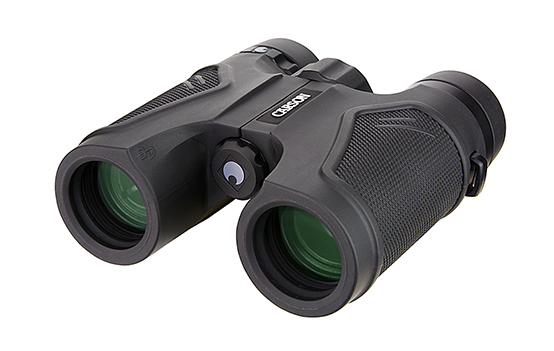 TD-832ED 8x32mm full-sized 3D binocular combining our HD optical coating technology with ED glass