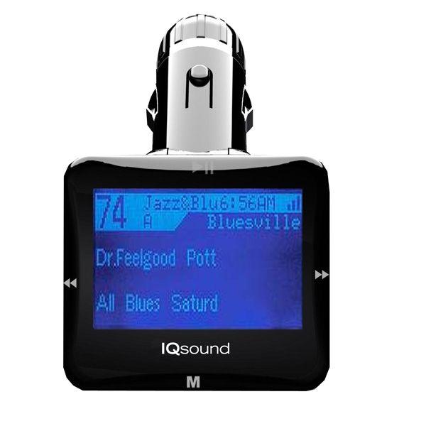 SuperSonic Wireless FM Transmitter w/ 1.4