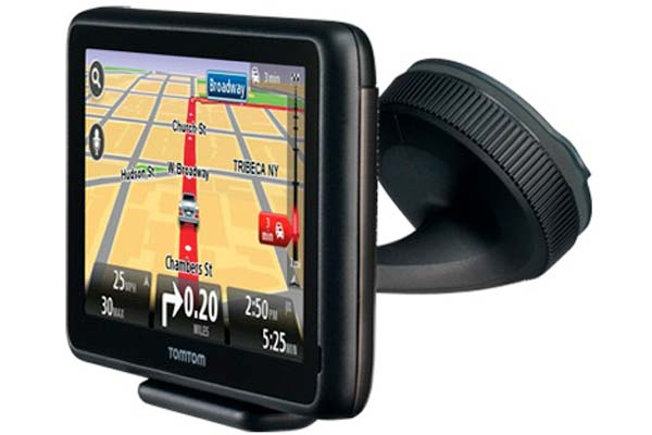 TOMGO2535 LIVE TomTom GO Live Connected GPS with Lifetime Maps