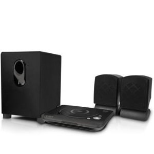 DVD420 2.1-Channel DVD Home Theater System (Black)