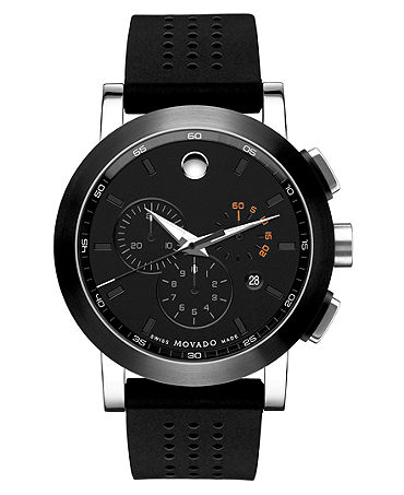 606545 Movado Men's Watch Museum Sport Chronograph