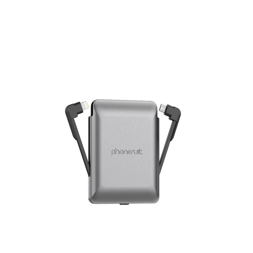 PS-JRNTR-35-GBL JOURNEY 3,500 mAh Portable Charger for Most Lightning-Equipped Apple® Devices