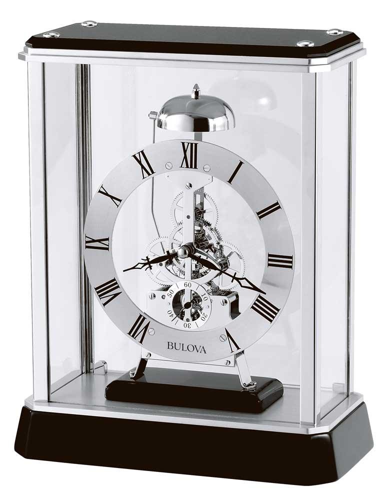 B2023 Bulova Vantage Clock