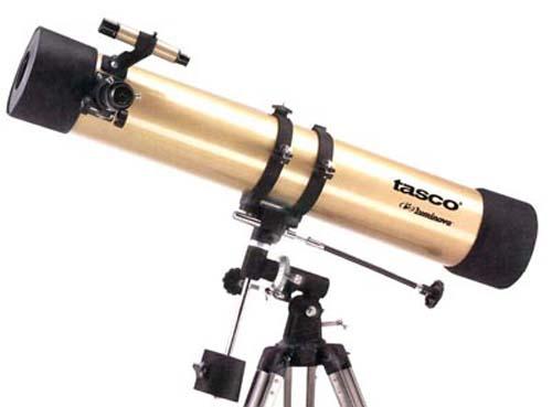 40114675 Tasco 900x114mm Luminova Reflector Telescope