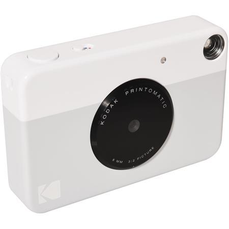 Kodak ZINK Digital Instand Printomatic Camera - Gray