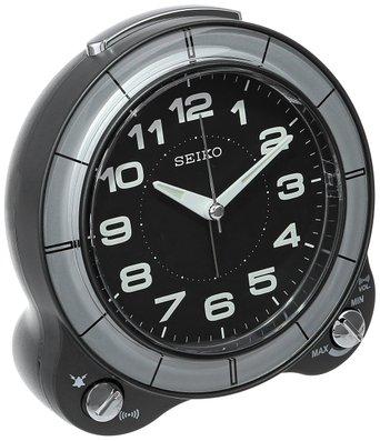 QHK031KLH  Seiko Bedside Alarm Japanese Quartz Alarm Clock
