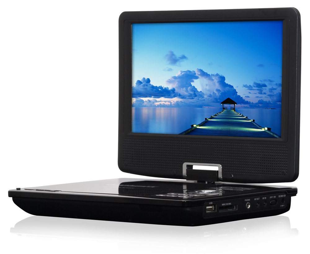 """PD-109 9"""" MULTI MEDIA PLAYER WITH GAME FUNCTION"""