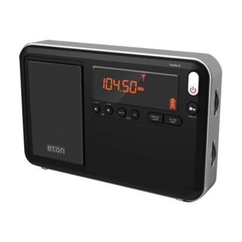 Grunding Traveler III - Portable radio by Eton