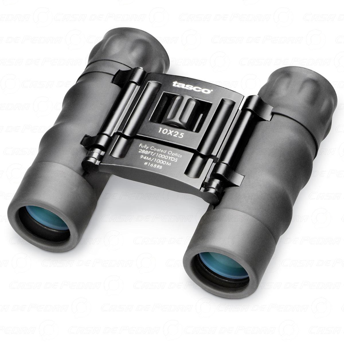 168RB Tasco 10x25 Essentials Binocular