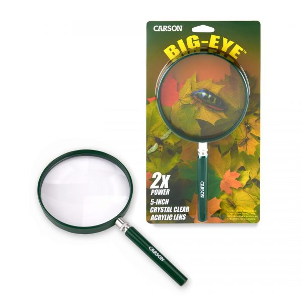 HU-20 Carson BigEye Magnifier