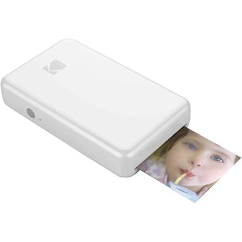 Kodak Mini 2 Dye Sub Mobile Printer - White