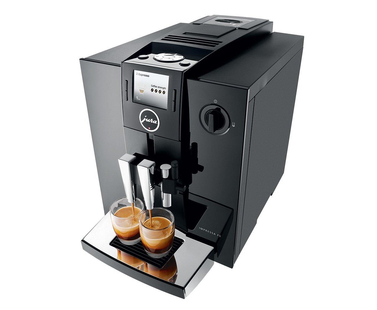 Impressa F8 TFT Espresso Machine
