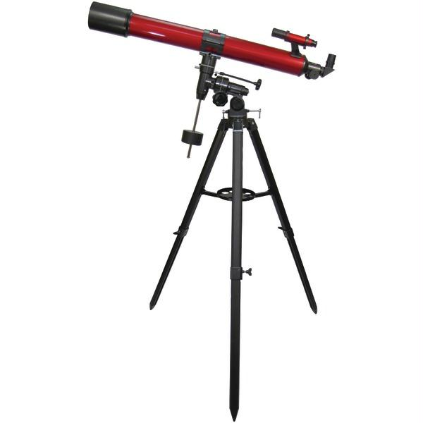 RP-400 Carson Red Planet Series 50-100 X 90Mm Refractor Telescope