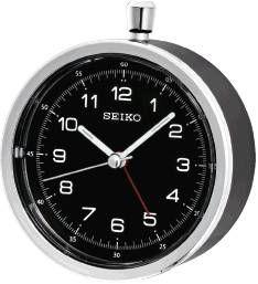 QHE088KLH Seiko Bedside Alarm Clock