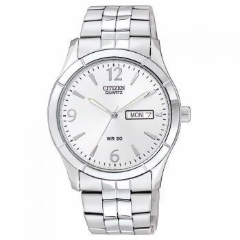 BK3830-51A Citizen Mens Stainless Steel Quartz Watch Citizen Mens Stainless Steel Quartz Watch