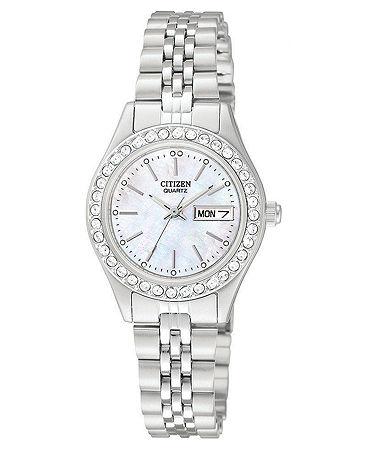 EQ0530-51D Citizen Ladies Quartz Stainless Steel Watch