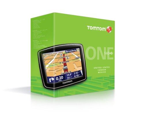 1EK0.052.02 TomTom ONE 140-S 3.5-Inch Portable GPS Navigator