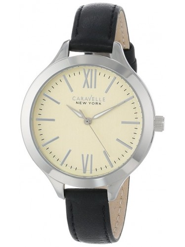 43L164 Caravelle New York Womens Analog Stainless Watch