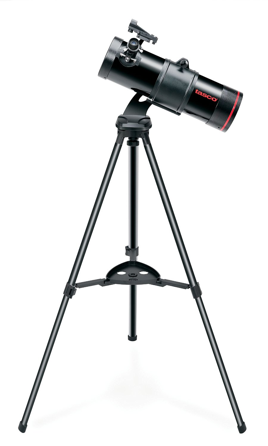 49114500 Tasco Spacestation 114x500mm Reflector ST with Variable LED Red Dot Finderscope Telescope