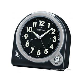 QHK029KLH Seiko Japanese Quartz Alarm Clock
