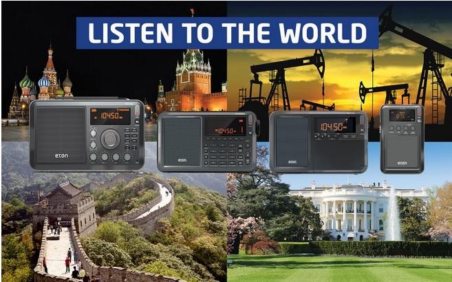 NELITEMINI Elite Mini AM/FM/Shortwave Radio
