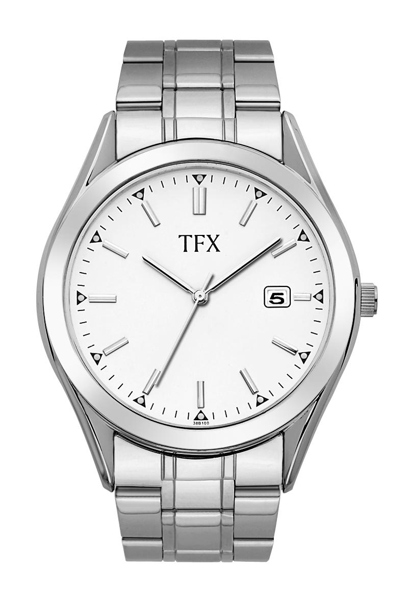 36B100 TFX by Bulova Men's Stainless Steel Watch