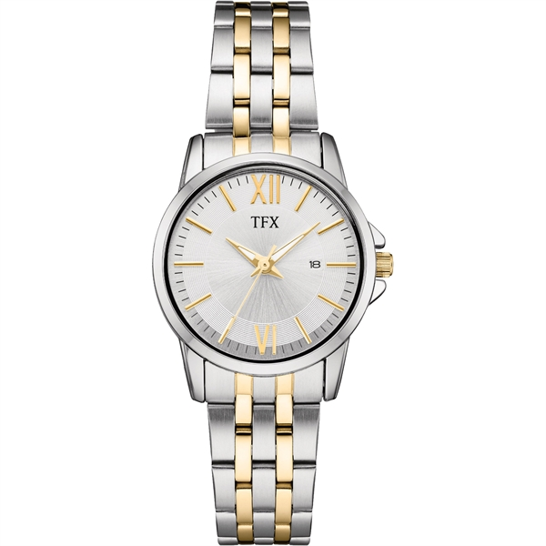38M103 TFX Ladies Two Tone Stainless Steel Watch