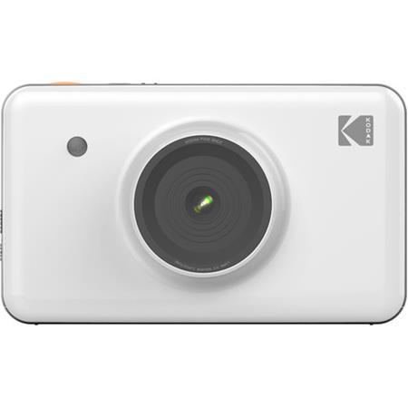 Kodak Mini Shot Digital Dye-Sub Instant Camera - White