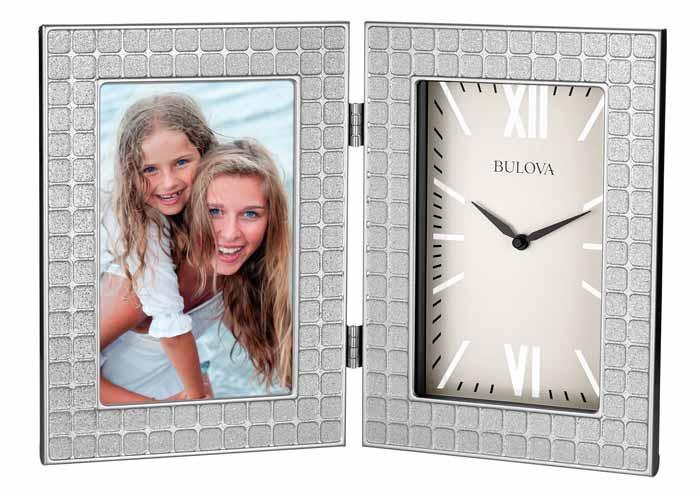 B6213 Bulova Lanterna Mantel Clock