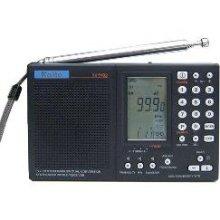 KA1102 Kaito Am FM SW S SB Dual Conversion Radio Black