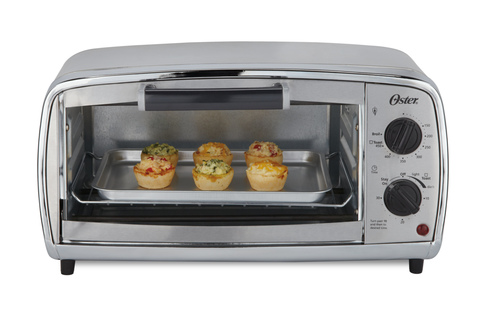 Bake and Broil Toaster Oven