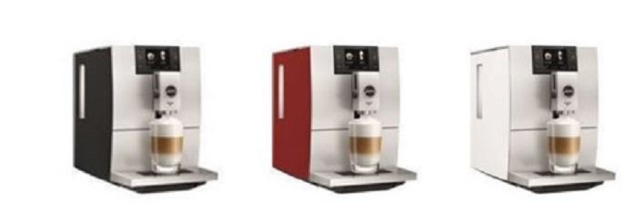 ENA 8 Jura Metropolitan Black Automatic Coffee Center