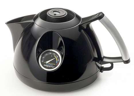 02704 Presto Heat 'n Steep Electric Tea Kettle
