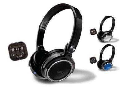 CVH-800 Folding Stereo Headphones