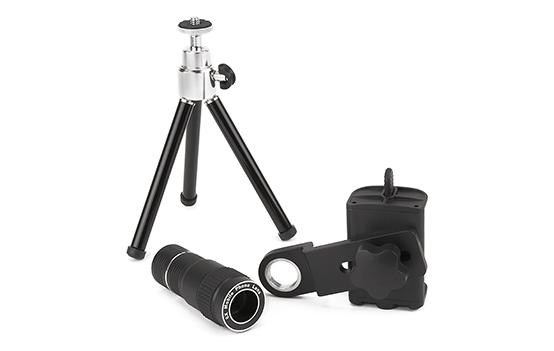 IC-918 HookUpz™ Smartphone Telephoto Lens Adapter