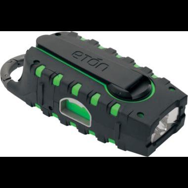 Scorpion II Rugged Multi-Powered Weather Radio and Flashlight
