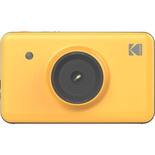 Kodak Mini Shot Digital Dye-Sub Instant Camera - Yellow