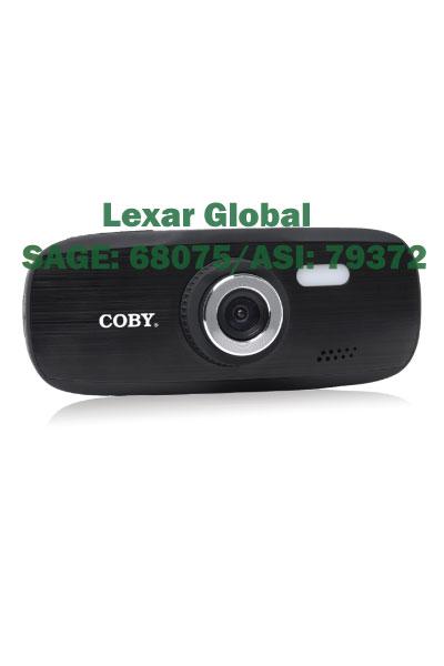 DCHD-101 Coby Car Dash Cam