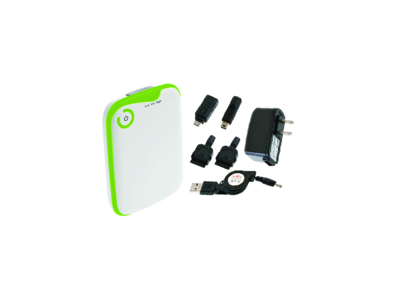 5000 mAh Mobile Power Pack