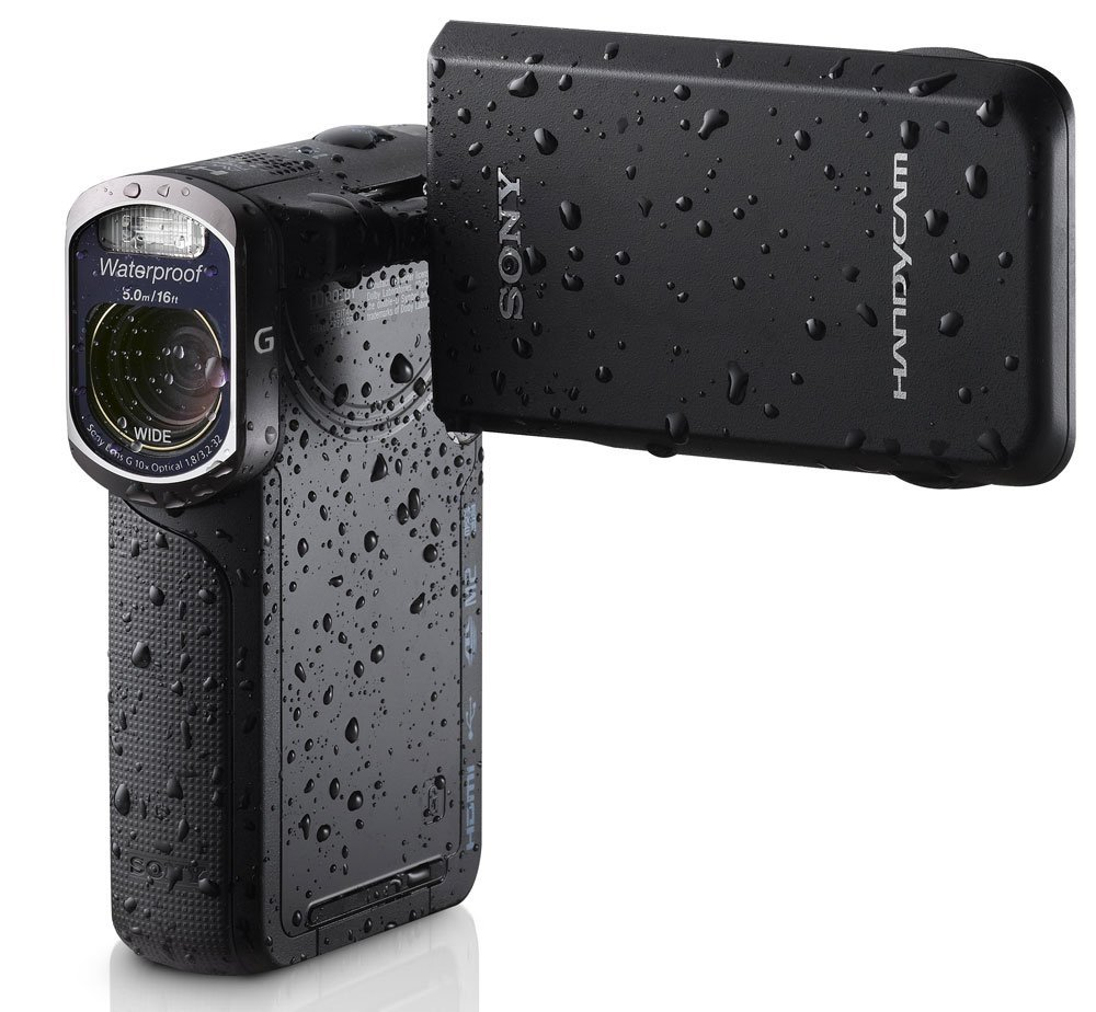 HDR-GW77V/B Sony 16GB Waterproof Full HD Camcorder
