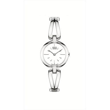 07101394 ESQ Ladies Corbel Stainless Steel Watch