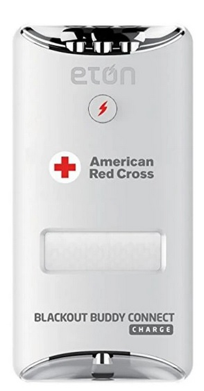 American Red Cross Blackout Buddy Connect Charge Special