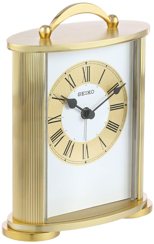 QHE092GLH Seiko Classic Desk and Table Clock