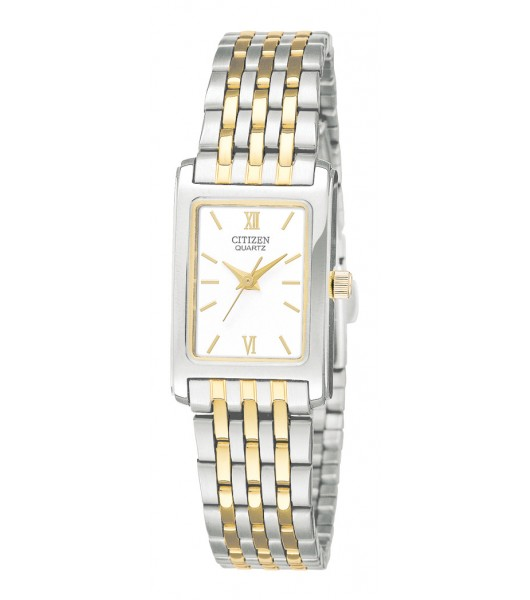 EJ5854-56A Citizen Quartz Women's Analog Two-Tone Stainless Watch